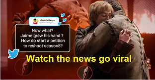 After coffee cup, Game of Thrones fans spot Jaime Lannister's missing hand: goes viral