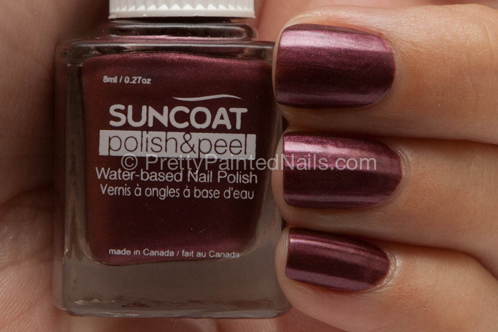 My Polish Collection Peel Off Nail Polish Is Perfect For Traveling