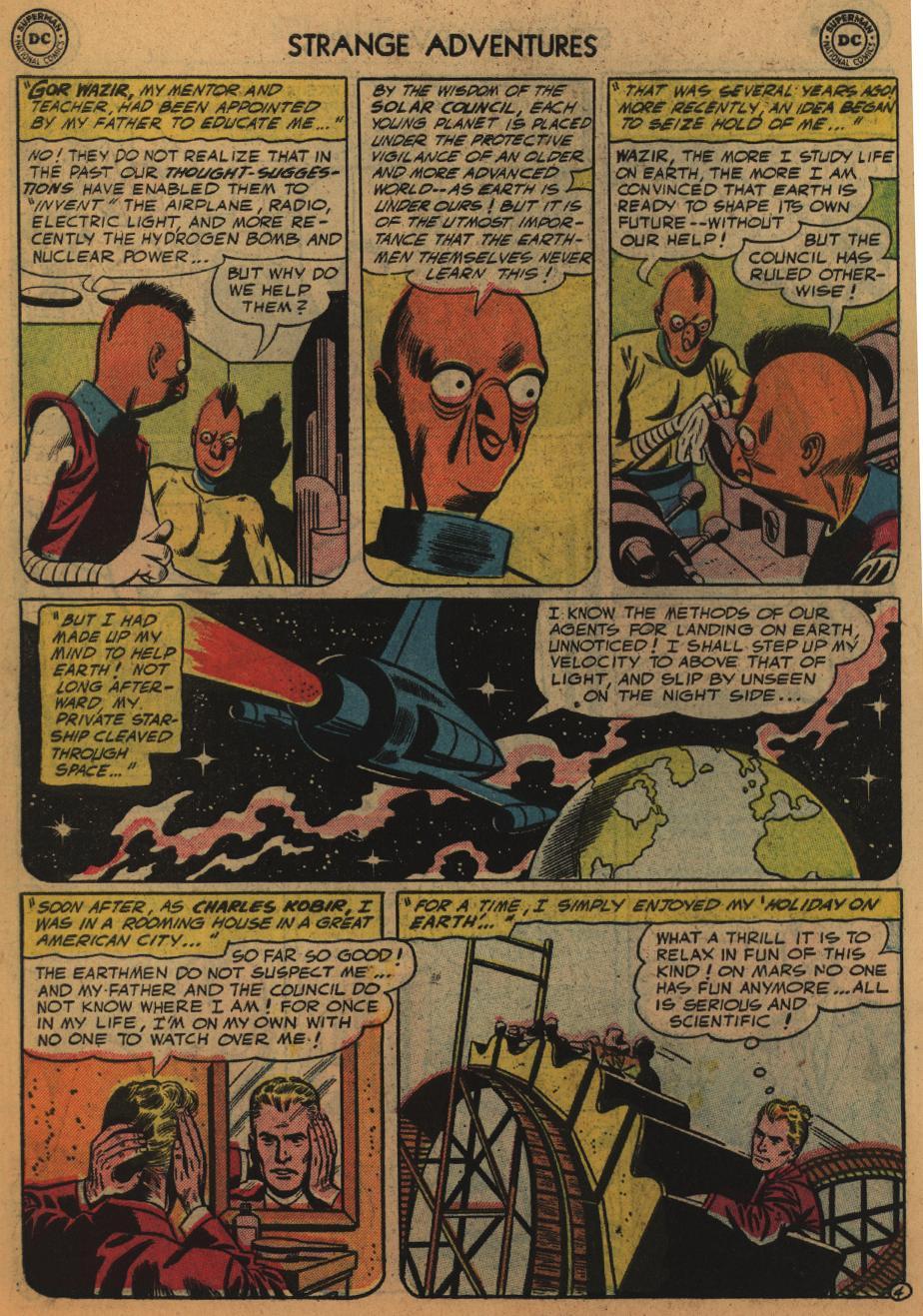 Strange Adventures (1950) issue 67 - Page 6