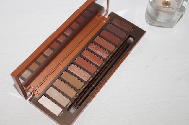 Naked Heat by Urban Decay, ¿merece la pena""