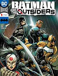 Batman & the Outsiders