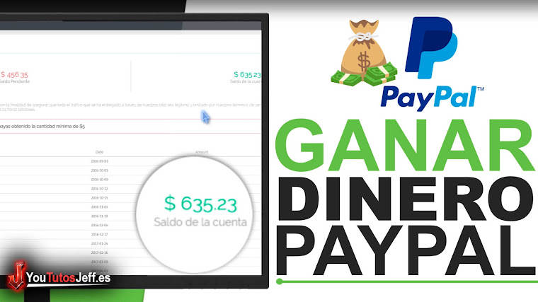 Ganar Dinero para Paypal Gratis