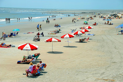 Tybee Island in Georgia