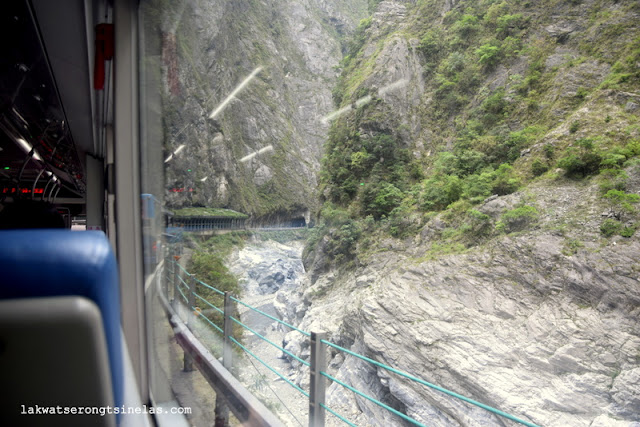 HUALIEN AND THE TAROKO NATIONAL PARK