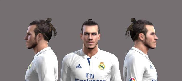 Gareth Bale Face PES 2013
