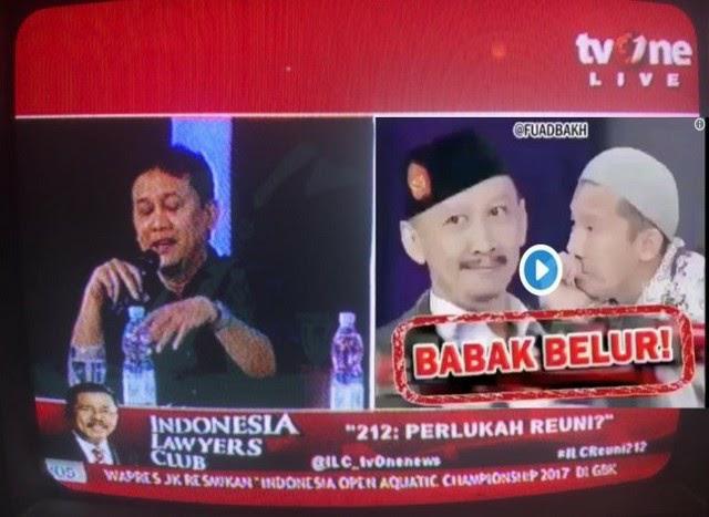 Wartawan Senior: Penampilan Denny Siregar dan Abu Janda di ILC Peristiwa yang Sangat Menyedihkan