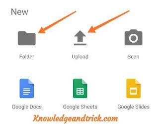 Google Drive Ka Istemal Kaise Kare - Google Drive Ki Puri Jankari Hindi Me