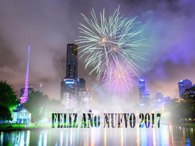 Feliz año nuevo 2017 wallpaper descargar gratis