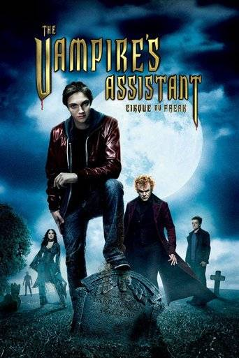Cirque Du Freak: The Vampire's Assistant (2009) ταινιες online seires xrysoi greek subs
