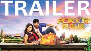 Pokkiri Raja – Official Trailer _ Jiiva, Hansika, Sibiraj _ Ramprakash