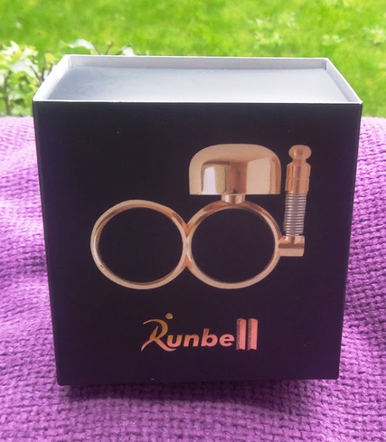Running Finger Bell Past Times Runbell: The Polite Mode To Snuff It People Out Of The Way!