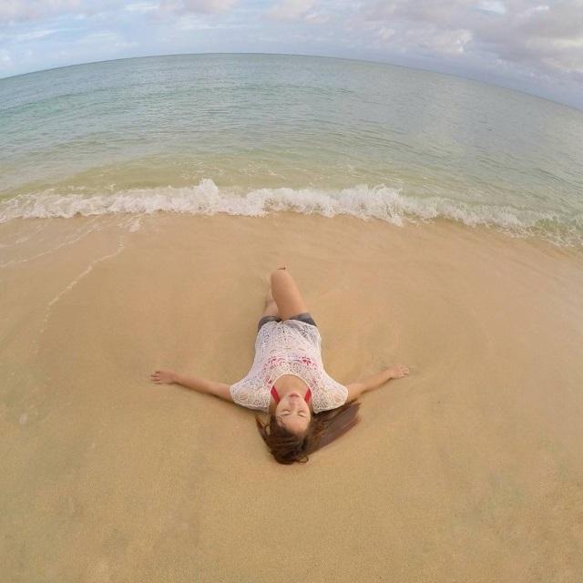 Salibungot Beach Jomalig Island, Quezon