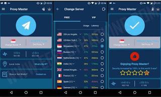 VPN Proxy Master VIP v1.8.7 Pro Apk Terbaru