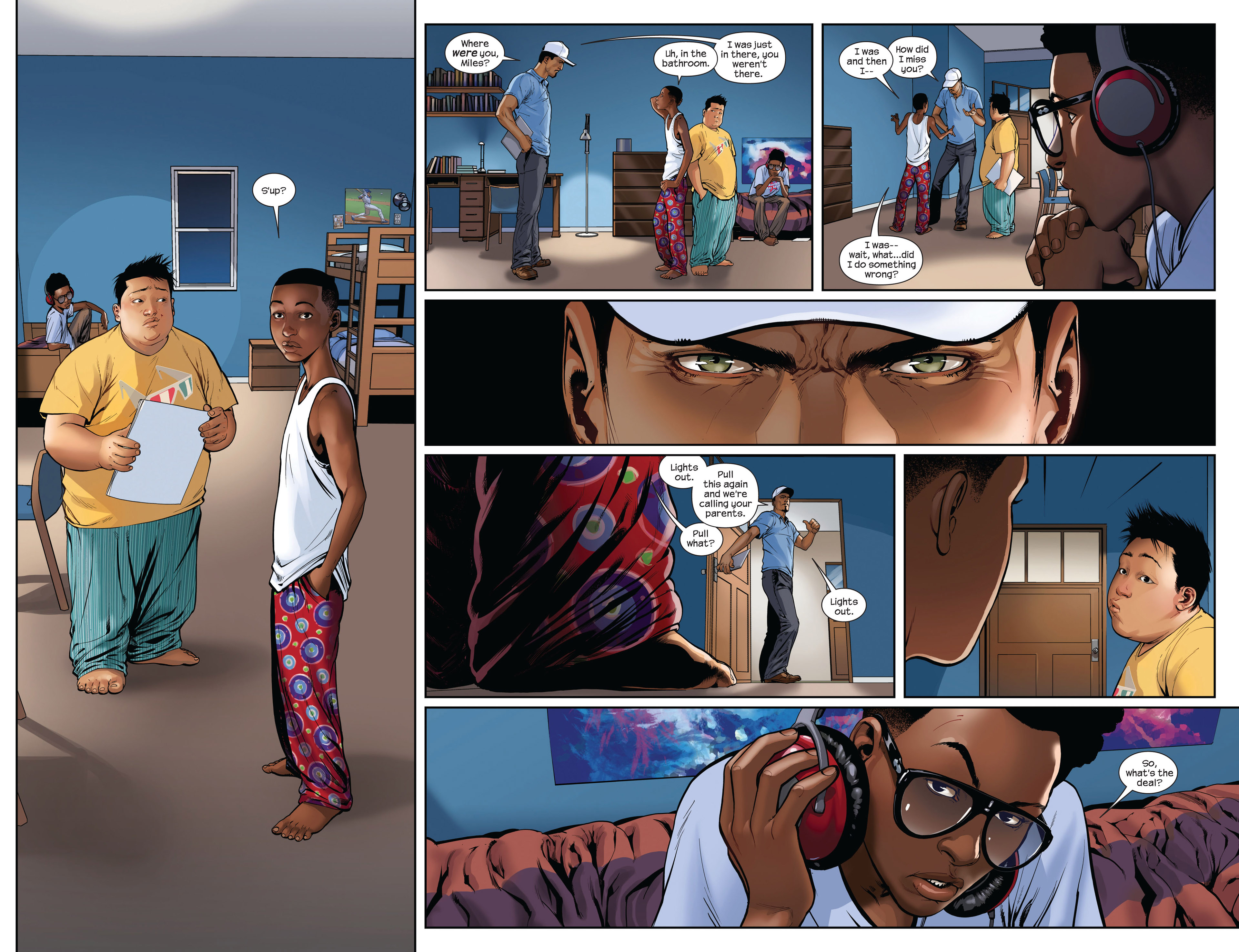 Read online Ultimate Comics Spider-Man (2011) comic -  Issue #9 - 16