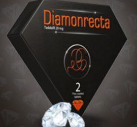"""ديامونركتا اقراص لعلاج الضعف الجنسي Diamonrecta دايمونريكتا """" الجرعة ، دواعى وموانع الاستعمال والاثارالجانبية """""""