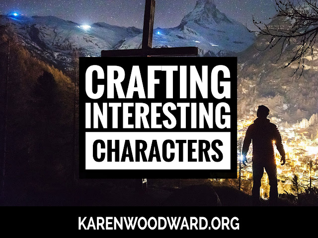 Crafting Interesting Characters