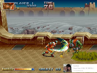 街機:刀鋒領主(Blade Master)+作弊Cheat碼,懷舊動作ACT遊戲!