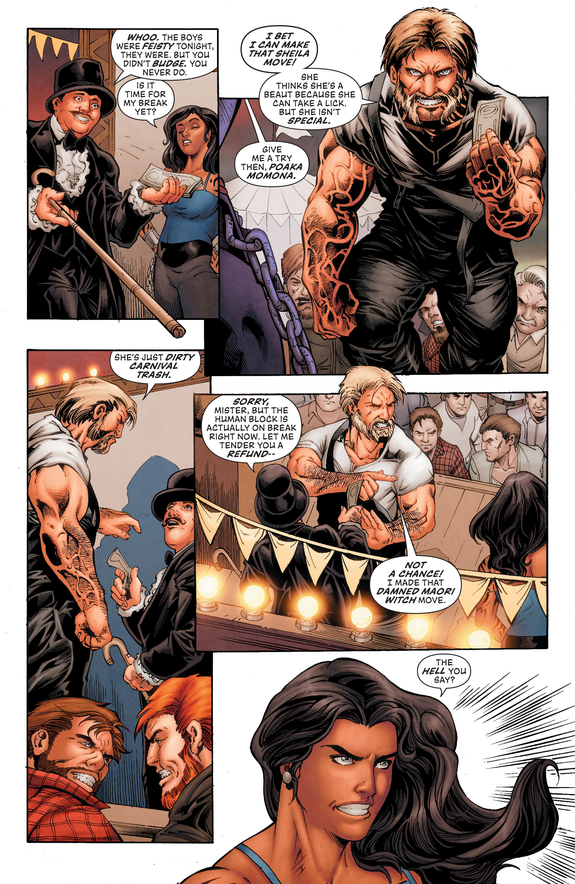 Read online The Flash (2011) comic -  Issue # Annual 4 - 17