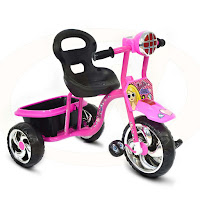 barbie wimcycle tricycle