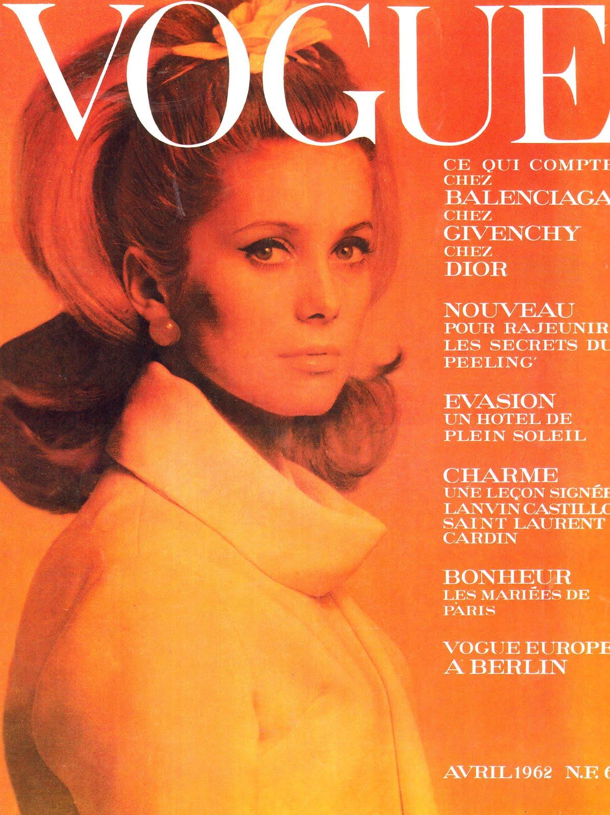 Vogue The Top Selling Fashion Magazine: The Retro/Vintage Scan Emporium: Paris Vogue Covers