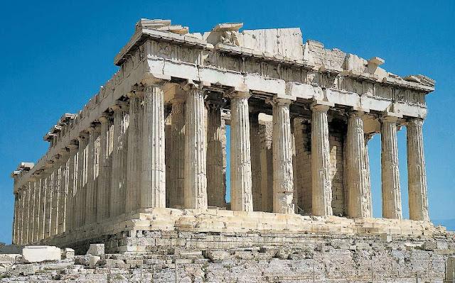 L'architettura del Partenone