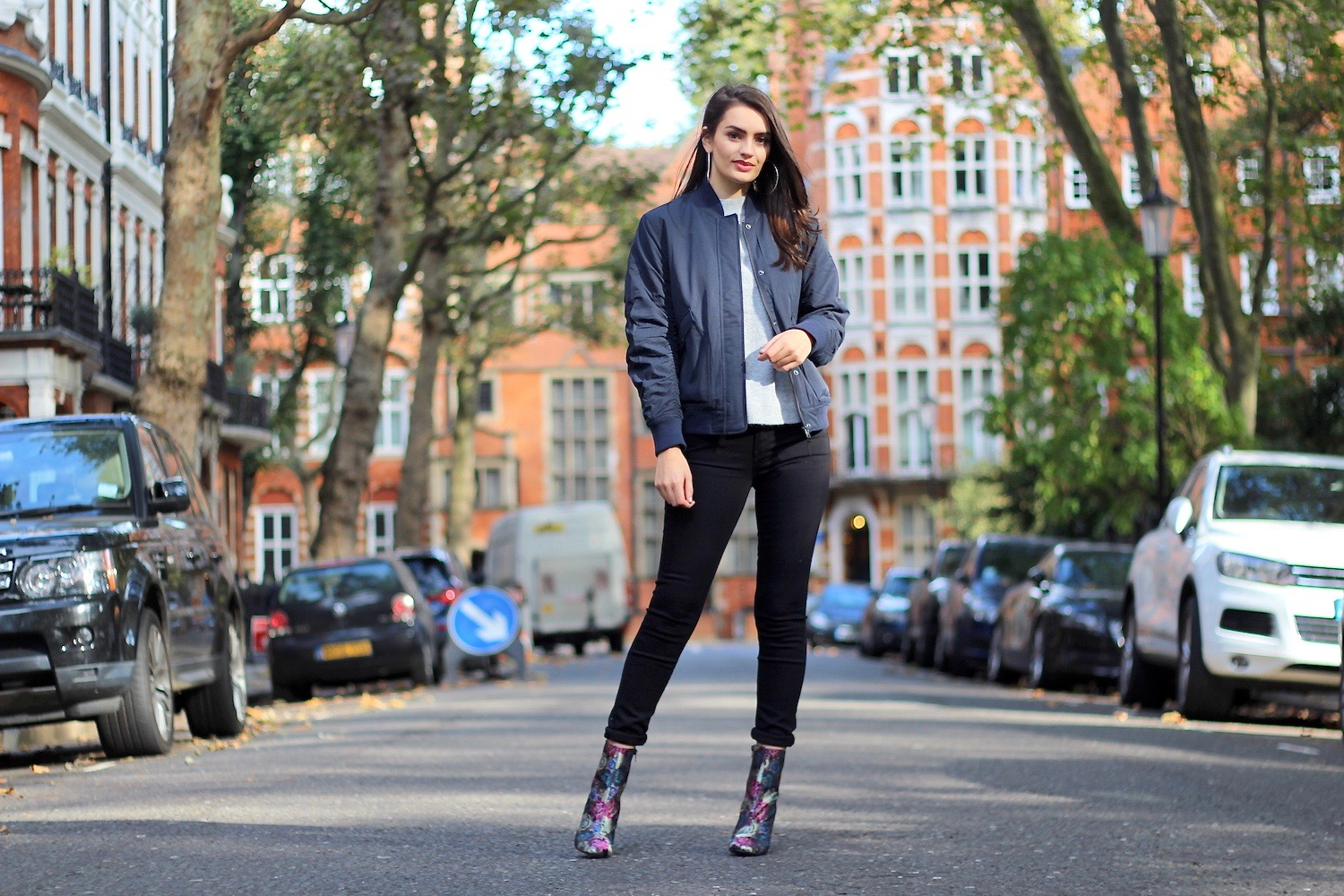 peexo london blogger casual style