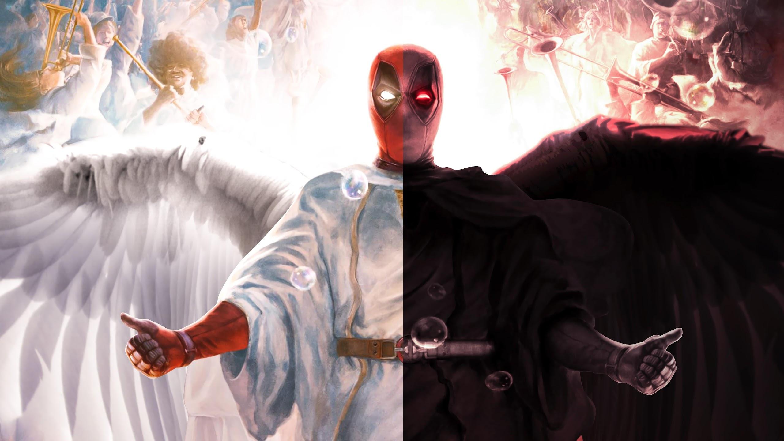 Deadpool 4k Wallpaper 183
