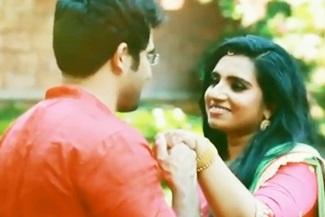 Bhavya & Adarsh Engagement Highlights