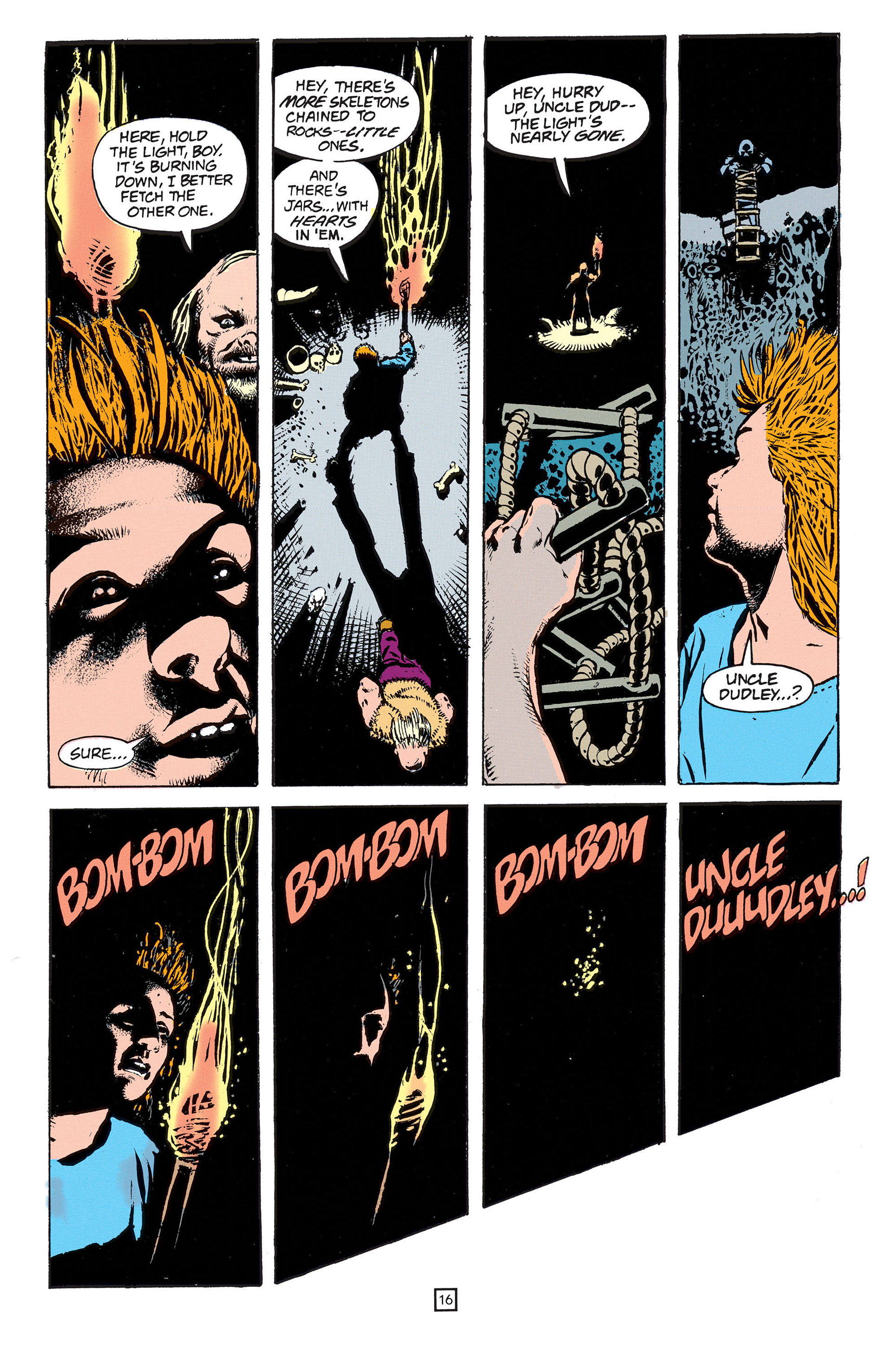 Read online Animal Man (1988) comic -  Issue #55 - 16