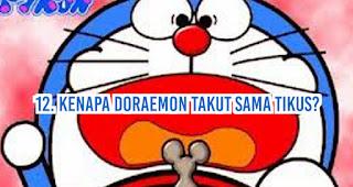 Kenapa Doraemon Takut Sama Tikus?