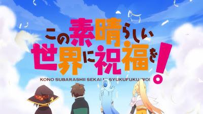 Kono Subarashii Sekai ni Shukufuku wo! Subtitle Indonesia