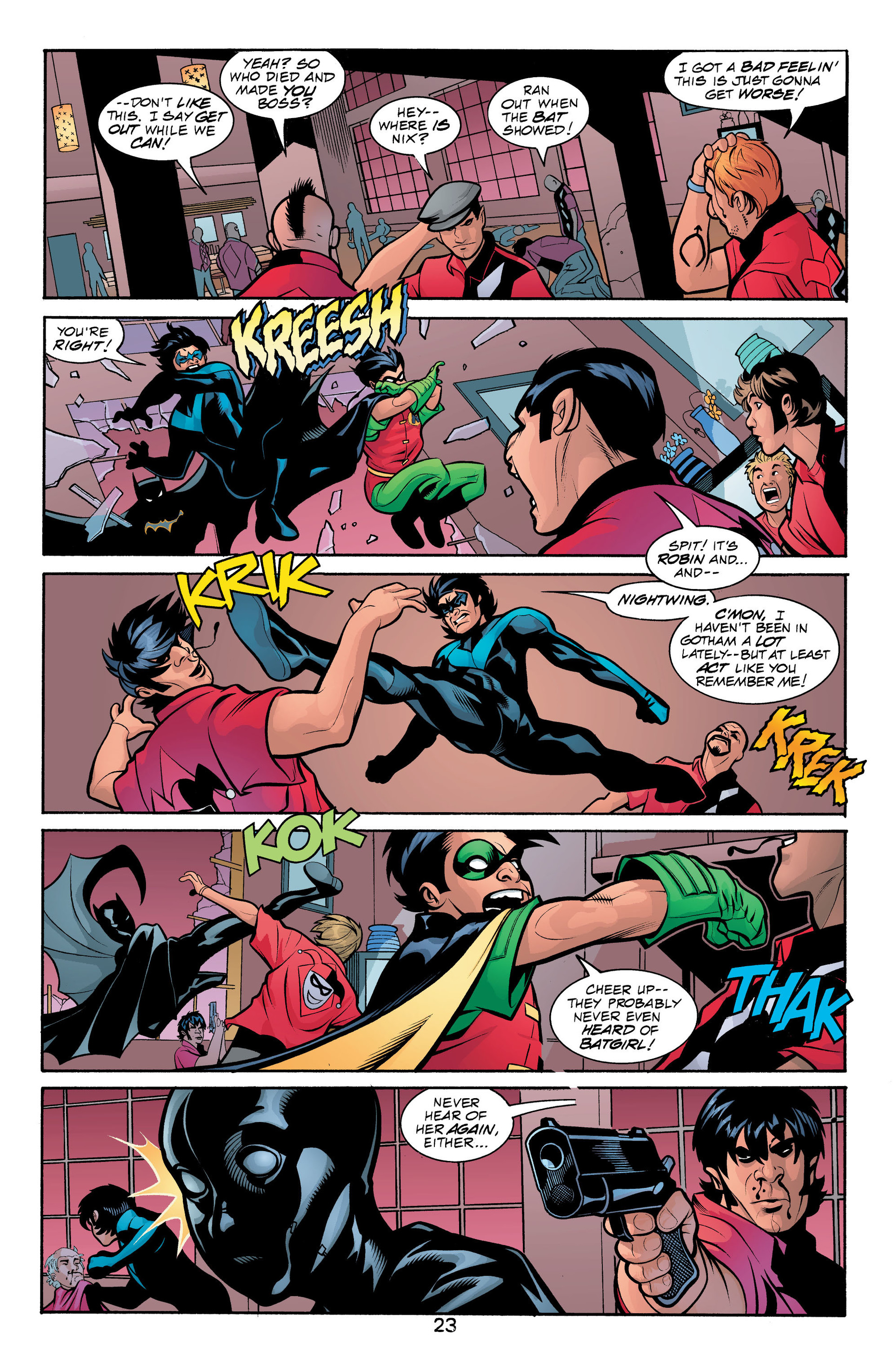 Harley Quinn (2000) Issue #12 #12 - English 23