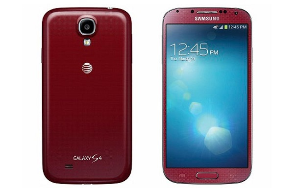 red-galaxy-s4