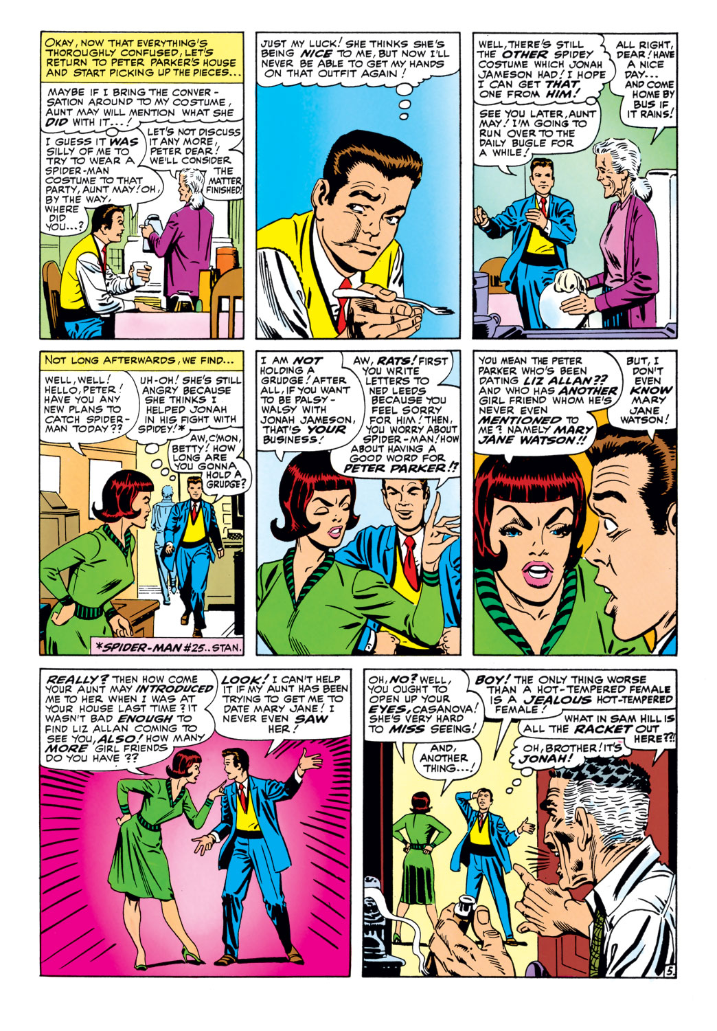 The Amazing Spider-Man (1963) 26 Page 5