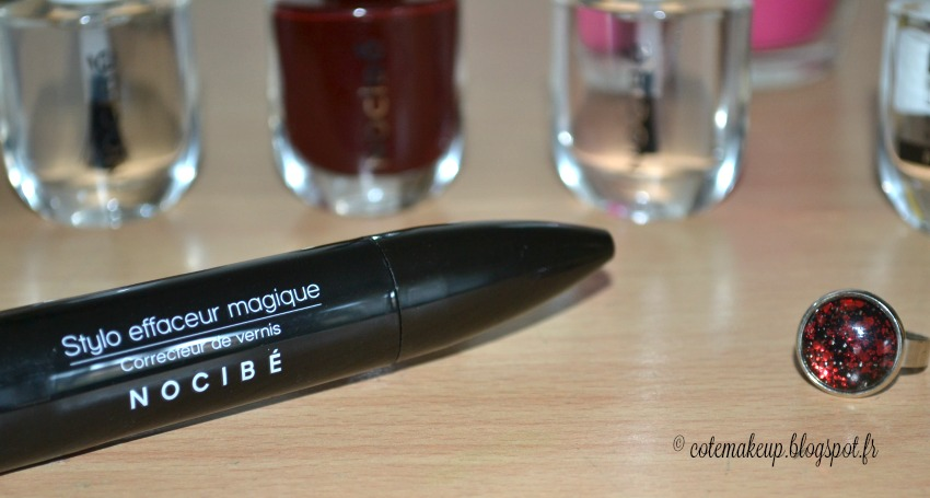 Routine manucure parfaite Nocibé cotemakeup.blogspot.fr