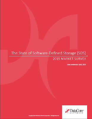 DataCore's Fifth Annual State of Software Defined Storage SDS Survey Reveals Surprises