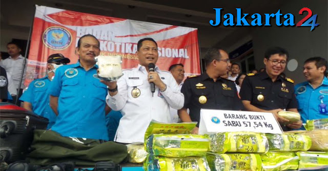 Kurir Sabu Asal Malaysia Di Tembak Mati, Buwas : Bukan Benderanya Saja Yang Terbalik Tapi Orangnya Yang Terbalik