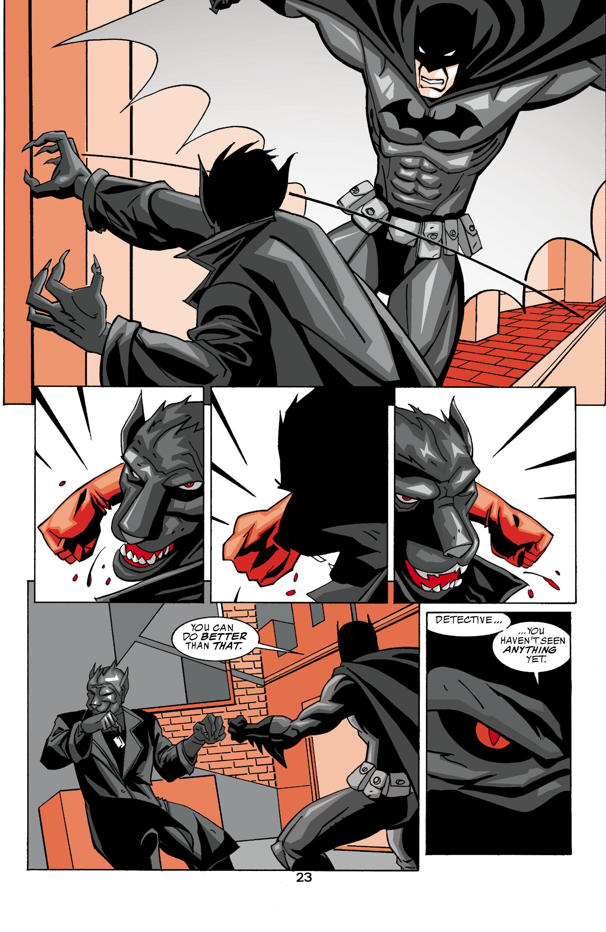 Detective Comics (1937) 745 Page 22