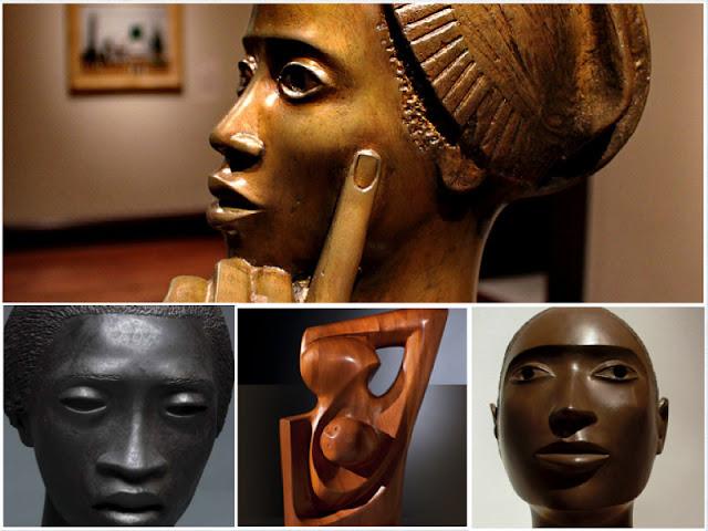 Escultura norte-americana