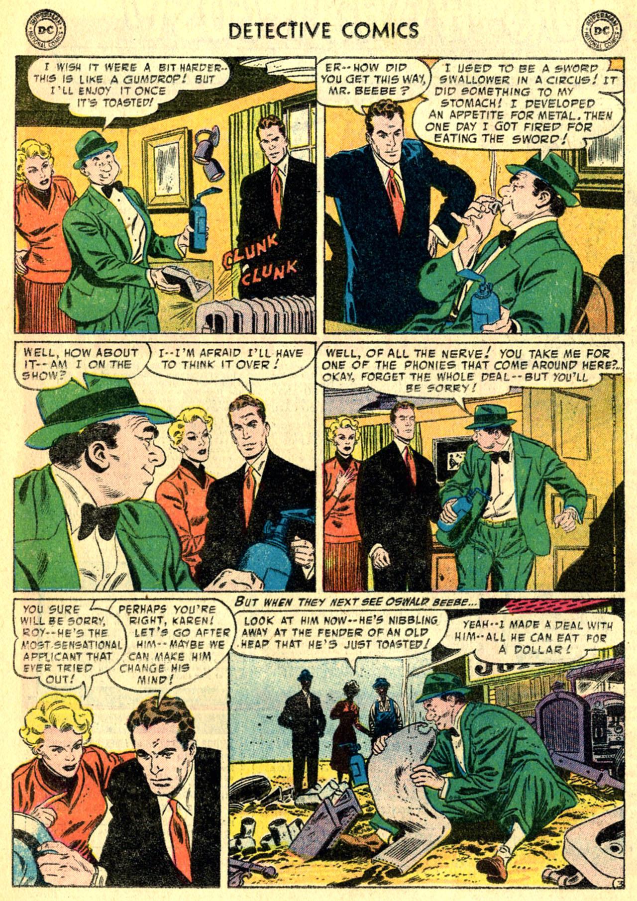Detective Comics (1937) 232 Page 18