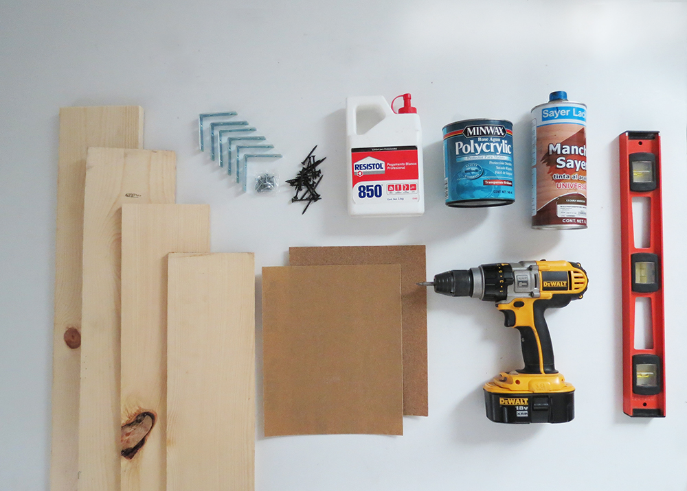 diy wall storage easy diy shelves ohoh blog