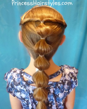 Jasmine Hair - Hairstyles For Girls - Princess Hairstyles