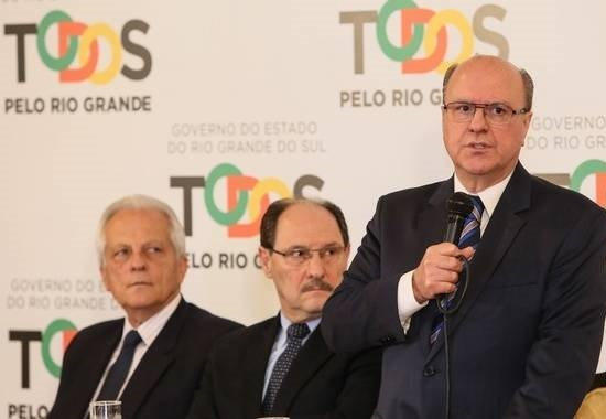 Secretário de Segurança Pública do Rio Grande do Sula dmite conversa sobre apoio do Exército