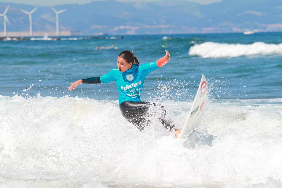16 Ariane Ochoa EUK Junior Pro Sopela Fotos WSL Laurent Masurel