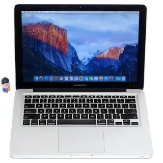 MacBook Pro Core i5 13 Inchi Second di Malang