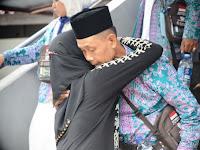 444 Jamaah Haji Bogor Dilepas Bupati Hj. Nurhayanti