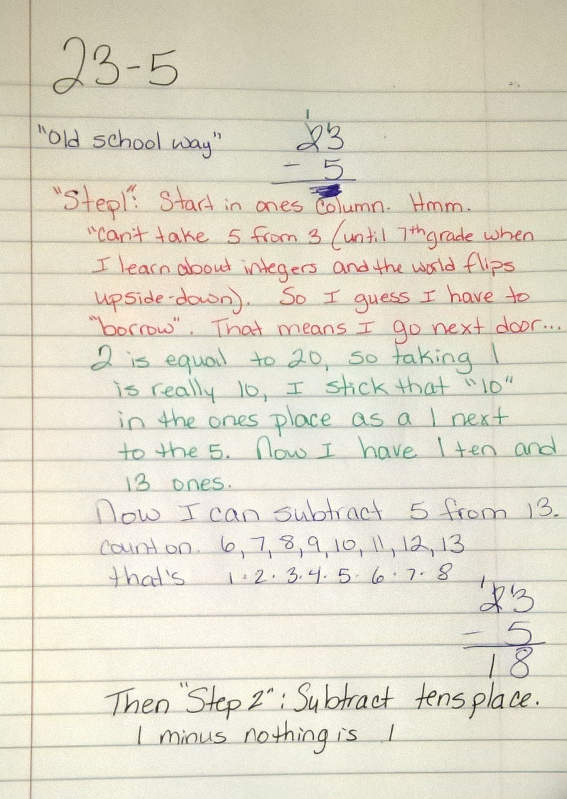 Should Your Child's Math Homework Be Written Neatly? | Scholastic | Parents