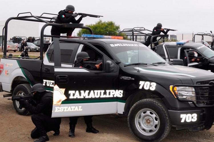 Sicarios emboscan y ejecutan a una mujer policía, lesionan a cuatro uniformados en Tamaulipas