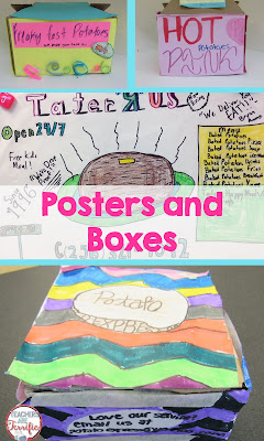 STEAM meets STEM in this fabulous design challenge as students create a food delivery company, design delivery boxes, posters, and create a commercial.