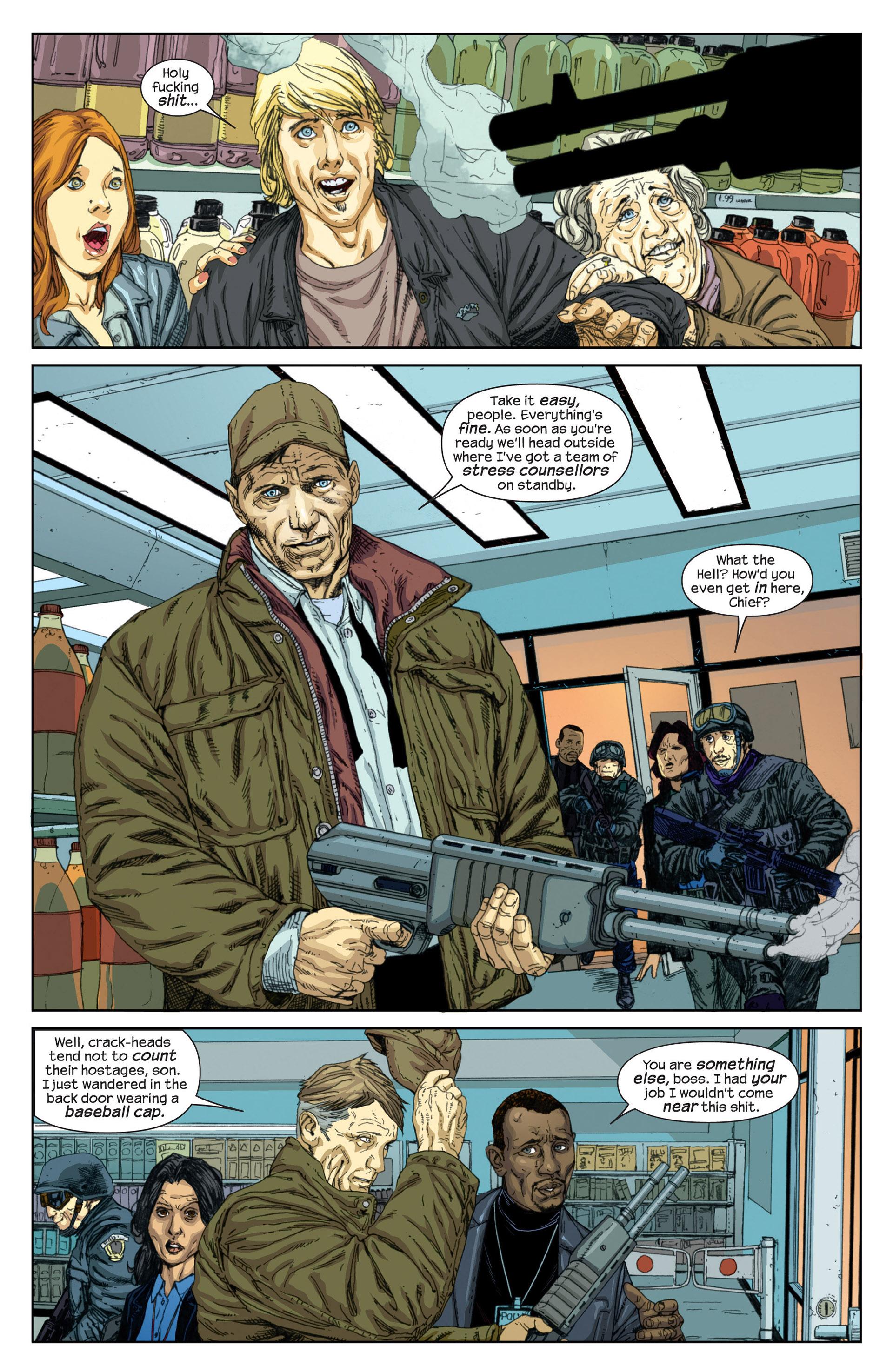 Read online Millar & McNiven's Nemesis comic -  Issue #1 - 14